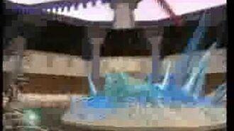Summon Ice Wyvern - Wizard101