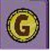 Simbolo oro negozio corone