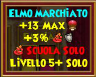 Elmo marchiato stat
