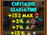 Cuffia del gladiatore