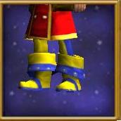 Boots Bloodwalkers Male