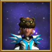 Hat GH Blasted Bear Hat Male