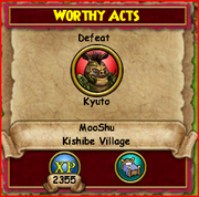 Worthy Acts