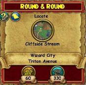 Round and Round Part 8
