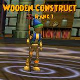 Wooden Construct