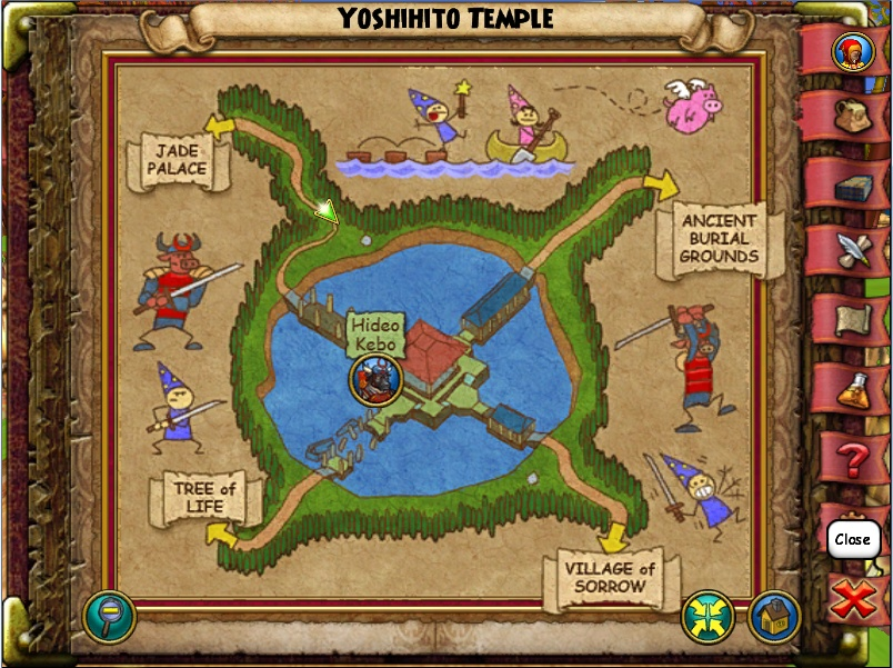 Yoshihitotemple