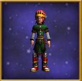 Robe Celestial Garment Male
