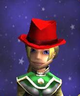 Hat MB Bellows' Pompous Hat Female