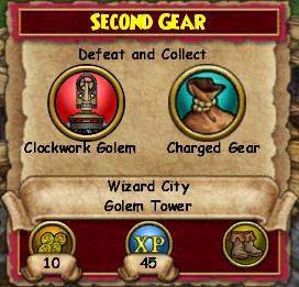 Second Gear
