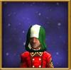 Hat Resistive Mask Male