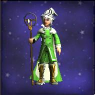 Robe MB Medic's Robe Male