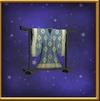 Blue Silk Kimono