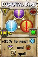 Elemental Blade