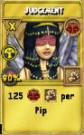 Judgement Treasure Card