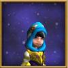 Hat Frostrimmed Coif Female