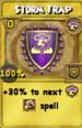 Storm Trap Treasure Card