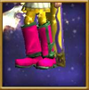 Boots DS Wyrmskin Footwraps Female