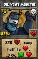 Dr. Von's Monster