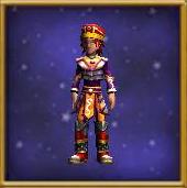 Robe Technicolor Dreamcoat Male