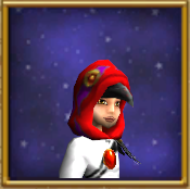 Hat Female - Coif of the Inferno