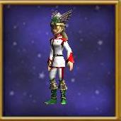 Robe Captain's Tunic Female