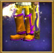 Boots DS Boots of the Cosmic Balance Female