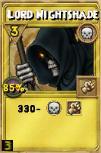Lord Nightshade Treasure Card