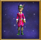 Robe Drakeskin Tunic Female