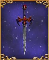 Flameforged Shortblade