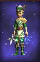 Robe GH Survivalist's Tunic Female