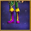 Boots Interesting Footwraps Female