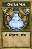 Crystal Vial