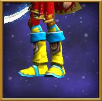 Boots Redwind's Boastful Boots Female