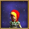 Hat Cap of the Aggressor Female
