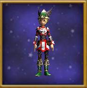 Robe Dragoon's Garment Female