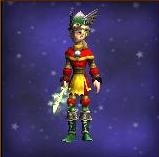 Flamewoven garments female