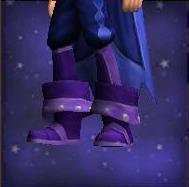 Boots WC Kraken's Charged Boots Male