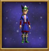 Robe Pilgrim's Clothing Female