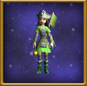 Druidic Tunic Female