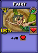 Fairy Item Card