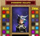 Spiderkeeper's Icemantle