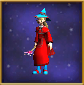 Novice's Robe Female