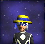 Feline Hat of Whimsy Male