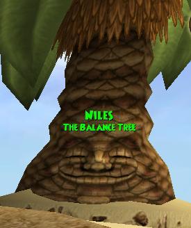 Niles The Balance Tree Wizard 101 Wiki Fandom Powered By Wikia