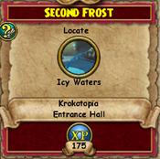 Second Frost - KrokotopiaQuests