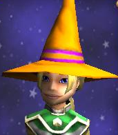 Hat Cowl of Wisdom Female