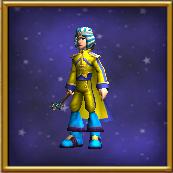 Robe MB Dramatic Uniform Male