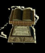 Book Pedestal