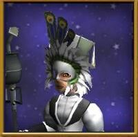 Cap of the supreme female