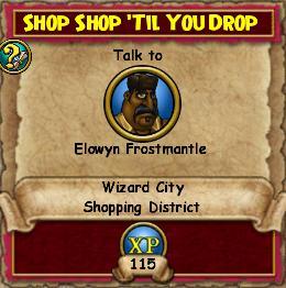 ShopShop'TilYouDrop-KrokotopiaQuests